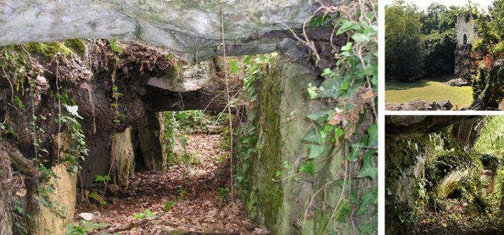 Journée nettoyage de l'allée couverte de Roquefort (Lugasson, 33)