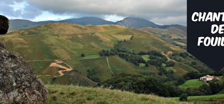 Fouille des dolmens de la vallée de Mendive (Pyrénées-Atlantiques)